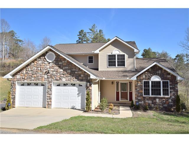 24 Country Cove Court, Leicester, NC 28748 (#3263712) :: Rinehart Realty