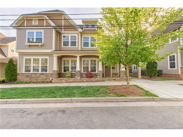803 Herrin Avenue, Charlotte, NC 28205 (#3266726) :: Pridemore Properties