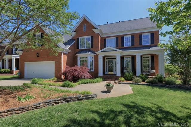115 Foxfield Park Drive, Mooresville, NC 28115 (#3267157) :: Exit Mountain Realty