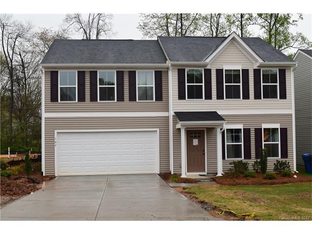 107 Aberdeen Drive, Troutman, NC 28166 (#3267692) :: Exit Mountain Realty