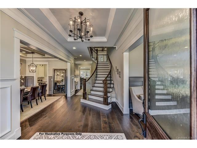 7715 Deerfield Manor Drive #7, Charlotte, NC 28270 (#3267874) :: Puma & Associates Realty Inc.