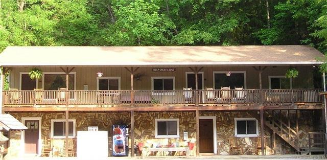 1881 Deep Creek Road, Bryson City, NC 28713 (#3268268) :: Odell Realty