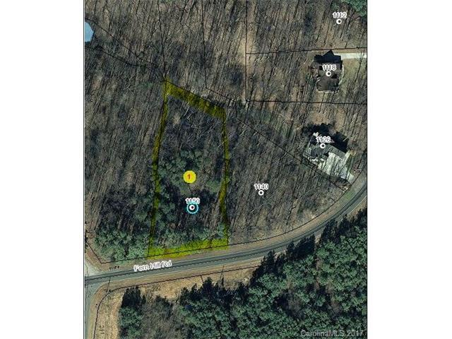 Lot#1 Fern Hill Road, Mooresville, NC 28117 (#3271368) :: LePage Johnson Realty Group, LLC