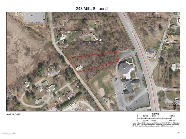 248 Mills Street, East Flat Rock, NC 28726 (#3271491) :: RE/MAX Four Seasons Realty