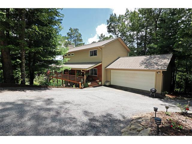 208 Brandy Ridge, Brevard, NC 28712 (#3272244) :: The Andy Bovender Team