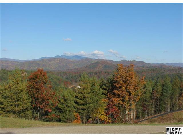 Lot 163 Johns Ridge #163, Lenoir, NC 28645 (#3273205) :: Exit Mountain Realty