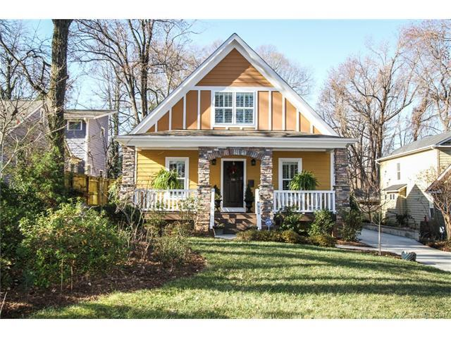 904 Essex Street, Charlotte, NC 28205 (#3275003) :: Pridemore Properties