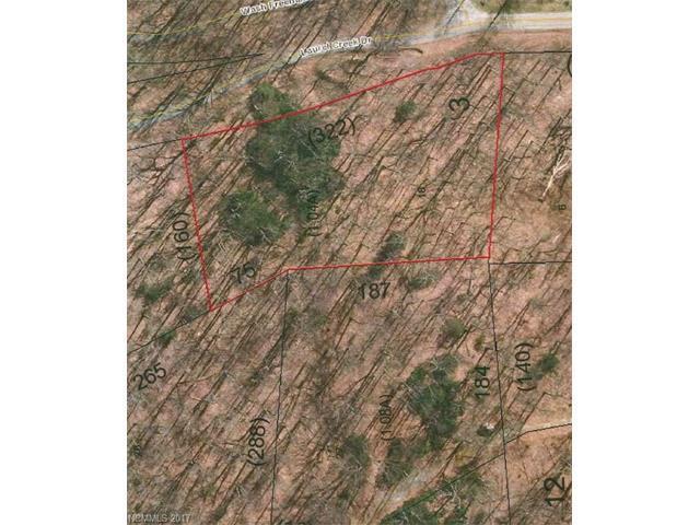 000 Laurel Creek Drive Lot 18, Hendersonville, NC 28792 (#3275974) :: Stephen Cooley Real Estate Group