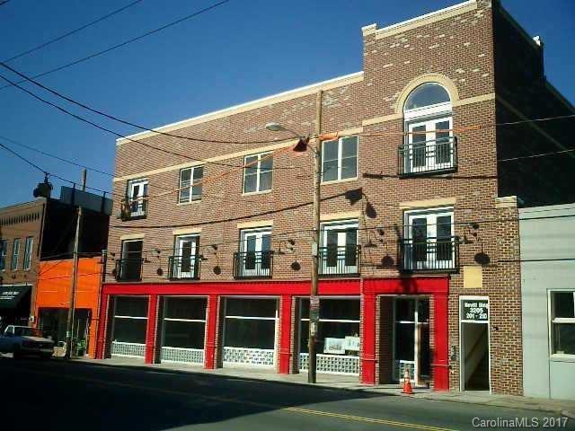 3205 N Davidson Street #204, Charlotte, NC 28205 (#3276463) :: Pridemore Properties