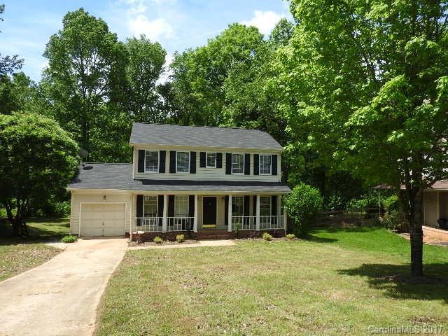 10615 Starwood Avenue, Charlotte, NC 28215 (#3277633) :: LePage Johnson Realty Group, Inc.