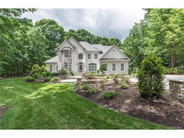 3750 Brushy Lane, Charlotte, NC 28270 (#3278617) :: Caulder Realty and Land Co.