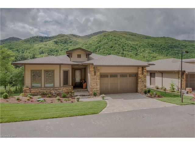6 Plateau Drive #6, Maggie Valley, NC 28751 (#3278809) :: Exit Mountain Realty