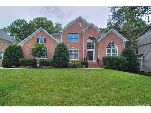 10040 Devonshire Drive, Huntersville, NC 28078 (#3278823) :: Pridemore Properties