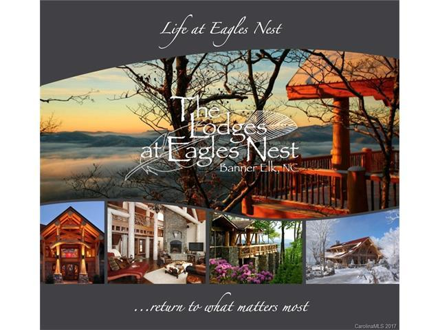 L18 Eagles Nest Road L18, Banner Elk, NC 28604 (#3279254) :: Exit Mountain Realty