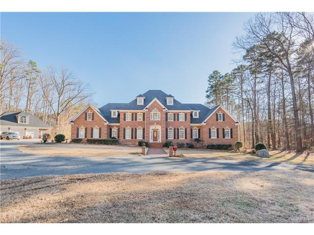 7235 Forest Ridge Road, Weddington, NC 28104 (#3281300) :: Keller Williams South Park