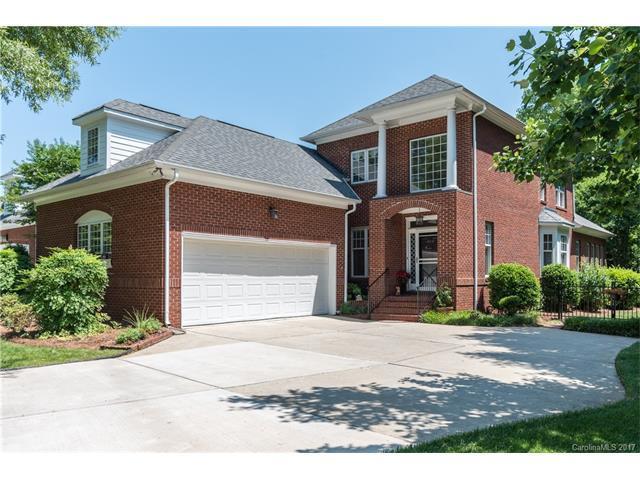 16018 Stonemont Road, Huntersville, NC 28078 (#3281957) :: Pridemore Properties