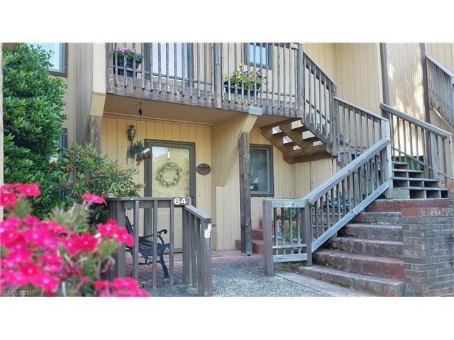 64 Pebble Creek Drive F-4, Asheville, NC 28803 (#3282004) :: Miller Realty Group
