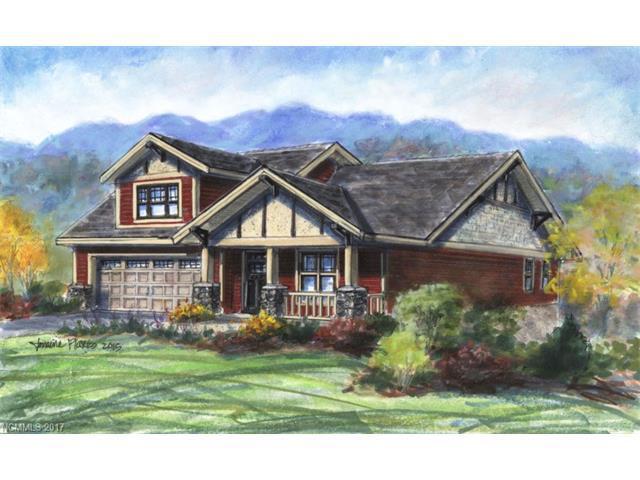 162 Waightstill Drive Lot 15, Arden, NC 28704 (#3283247) :: Miller Realty Group