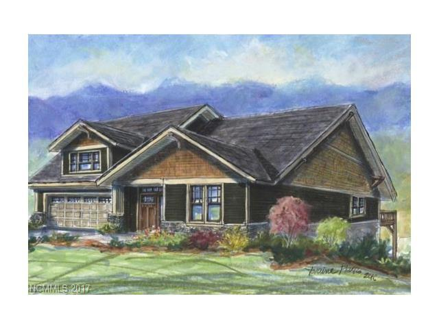6 Pinnacle Crest Circle Lot 10, Arden, NC 28704 (#3283258) :: Miller Realty Group