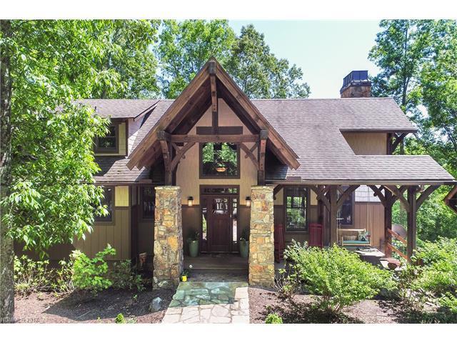 13 Red Fox Trail, Marshall, NC 28753 (#3283434) :: Puffer Properties