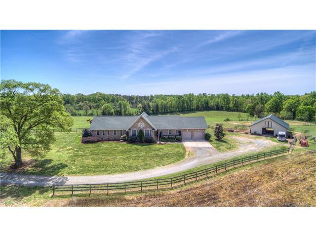 8117 Morgan Mill Road, Monroe, NC 28110 (#3284610) :: Lodestone Real Estate