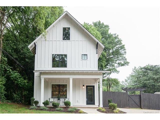 1406 Meadow Lane, Charlotte, NC 28205 (#3285026) :: Pridemore Properties