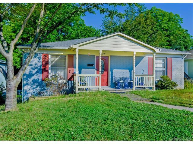 1309 Harrill Street, Charlotte, NC 28205 (#3285122) :: Rinehart Realty