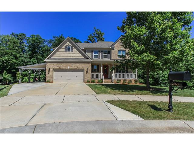 2656 Bedford Place, Concord, NC 28027 (#3285971) :: Team Honeycutt