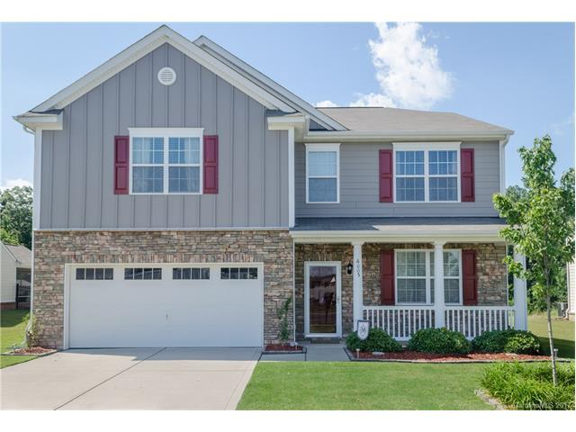 6005 Blue Stream Lane #49, Indian Trail, NC 28079 (#3286543) :: The Elite Group