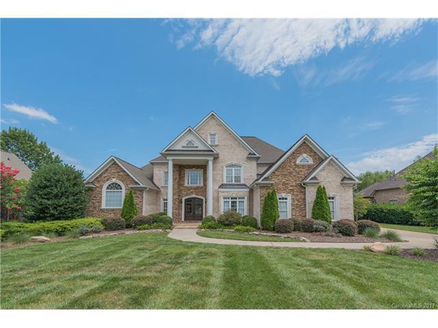 1617 Funny Cide Drive, Waxhaw, NC 28173 (#3286588) :: Pridemore Properties