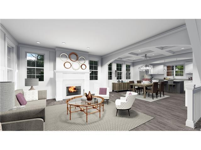 2548 Vail Avenue 3-A2, Charlotte, NC 28207 (#3286616) :: Pridemore Properties