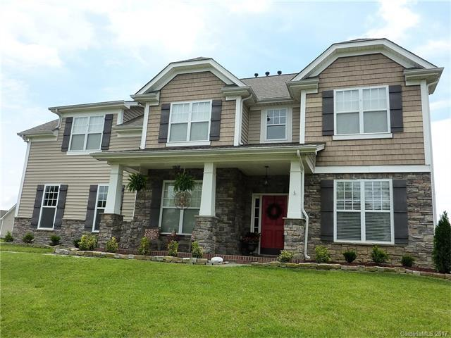 11009 Magna Lane, Indian Trail, NC 28079 (#3286894) :: The Elite Group