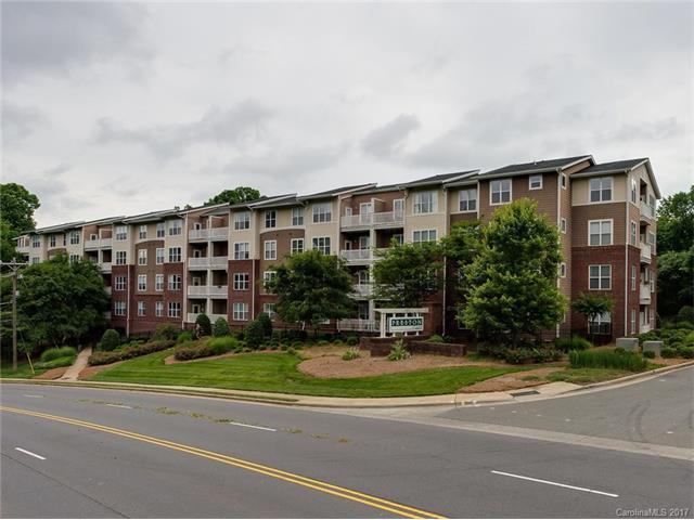 1000 E Woodlawn Road #205, Charlotte, NC 28209 (#3286896) :: Pridemore Properties