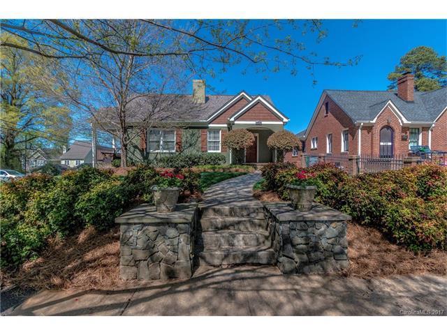 734 Woodruff Place, Charlotte, NC 28208 (#3286985) :: Rinehart Realty