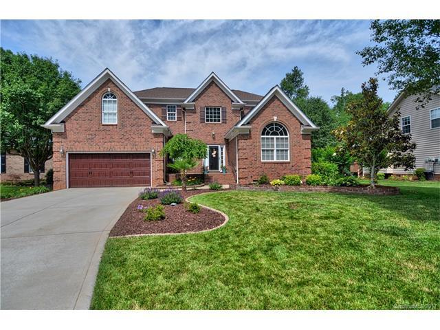 9918 Cockerham Lane, Huntersville, NC 28078 (#3287645) :: Pridemore Properties