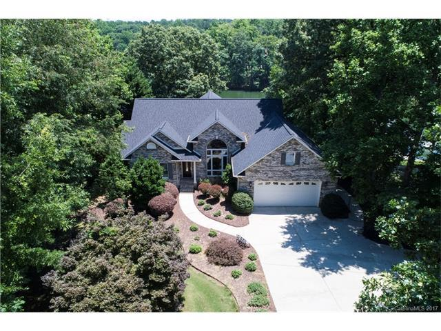 4570 Paradise Cove, Sherrills Ford, NC 28673 (#3287792) :: LePage Johnson Realty Group, Inc.