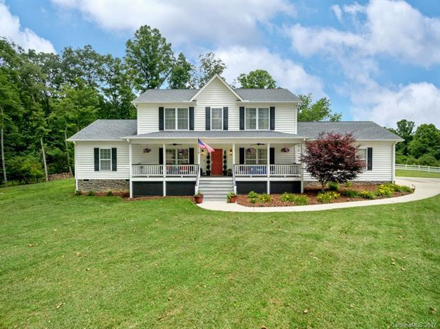 38 Appaloosa Drive, Mills River, NC 28759 (#3288488) :: The Andy Bovender Team