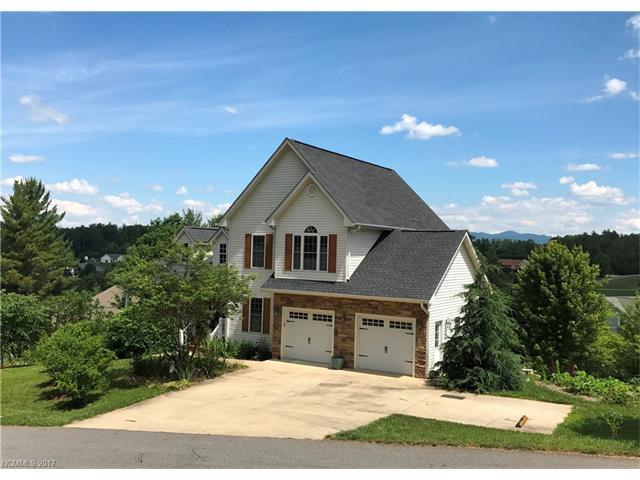 164 Double Brook Drive, Weaverville, NC 28787 (#3288783) :: LePage Johnson Realty Group, LLC