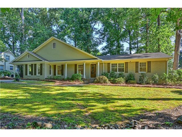 5419 Robinhood Road, Charlotte, NC 28211 (#3289077) :: The Beth Smith Shuey Team