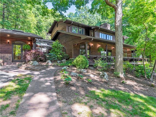 80 Deerhaven Lane, Asheville, NC 28803 (#3289526) :: Rinehart Realty