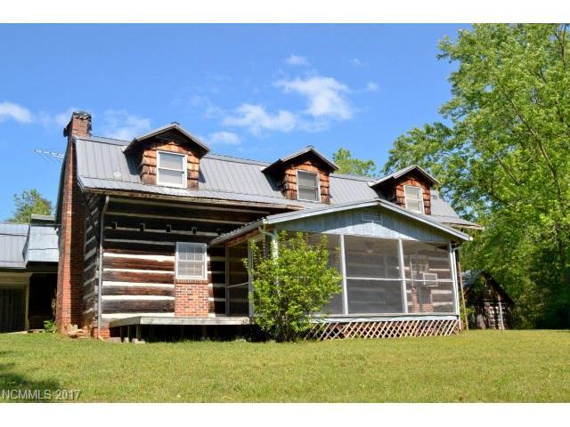 591 Old Nc 226, Marion, NC 28752 (#3289639) :: High Performance Real Estate Advisors