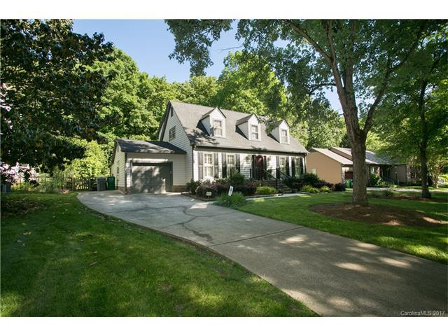 4301 Meadowridge Drive, Charlotte, NC 28226 (#3289643) :: High Performance Real Estate Advisors