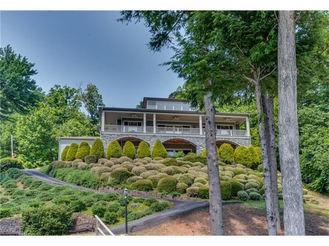 611 Quail Ridge Boulevard, Lake Lure, NC 28746 (#3289858) :: Miller Realty Group