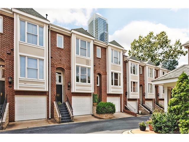 337 W 7th Street #337, Charlotte, NC 28202 (#3289919) :: Rinehart Realty