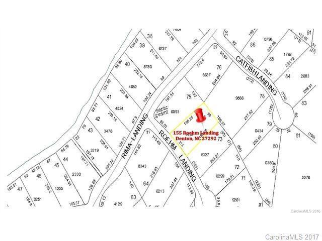 155 Roehm Landing #74, Denton, NC 27239 (#3290202) :: Rinehart Realty