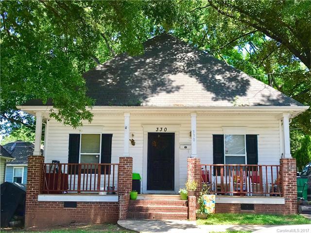 330 Katonah Avenue #11, Charlotte, NC 28208 (#3290372) :: Lodestone Real Estate