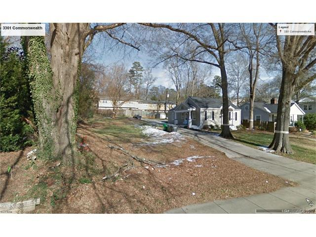 3301 Commonwealth Avenue, Charlotte, NC 28205 (#3290825) :: LePage Johnson Realty Group, LLC
