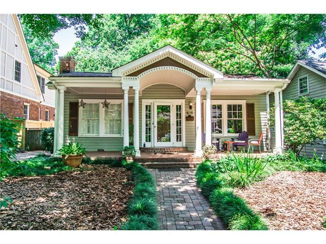 1618 Fountain View, Charlotte, NC 28203 (#3290860) :: High Performance Real Estate Advisors