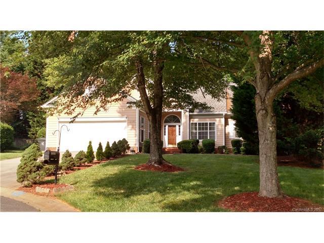 12307 Cape Cedar Court, Huntersville, NC 28078 (#3290900) :: LePage Johnson Realty Group, Inc.