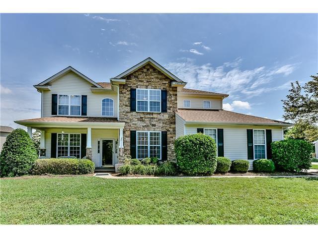 4814 Sandtyn Drive, Waxhaw, NC 28173 (#3290945) :: Lodestone Real Estate